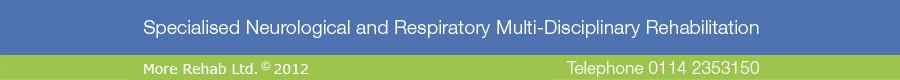 Specialised Neurological and Respiratory Multi-Disciplinary Rehabiliation